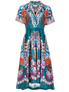 платье с поясом Pipe dream Temperley London