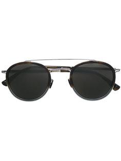 круглые солнцезащитные очки Olli Mykita