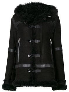 куртка с капюшоном и меховой подкладкой  Alyx