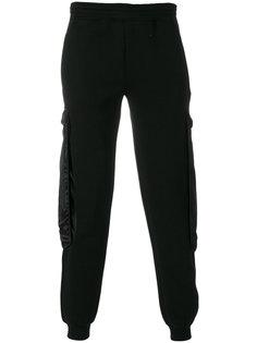 спортивные брюки с накладными карманами Cottweiler