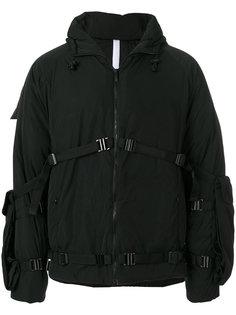 куртка-пуховик с капюшоном Cottweiler