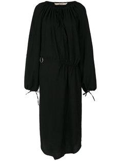 свободное присборенное платье  Damir Doma