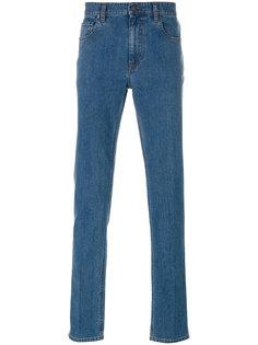 джинсы кроя скинни Z Zegna