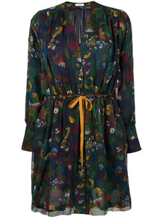 платье с цветочным принтом Roseanna