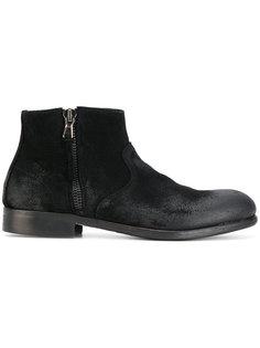 ботинки на молнии Leqarant
