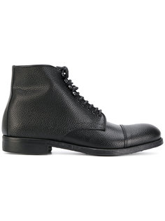 ботинки на шнуровке Leqarant