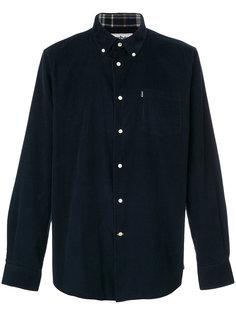 вельветовая рубашка Barbour