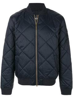 стеганая куртка-бомбер Barbour