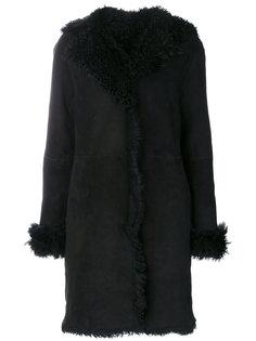двухстороннее пальто  Theory