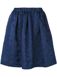 фактурная юбка Aspesi