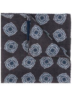 нагрудный платок с принтом квадратов  Lardini