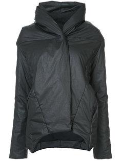 асимметричная стеганая куртка  Barbara I Gongini