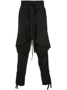 драпированные брюки Barbara I Gongini