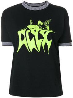 футболка с принтом Alyx