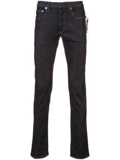 джинсы кроя скинни Dior Homme