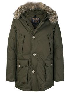 куртка-пуховик с капюшоном Woolrich