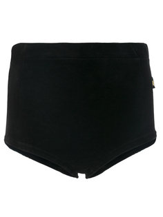шорты с завышенной талией  Gcds