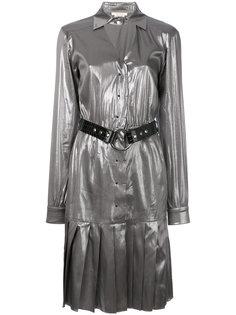 платье с подолом в складку Alyx