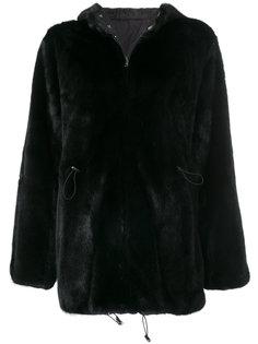 пальто со шнурком  P.A.R.O.S.H.