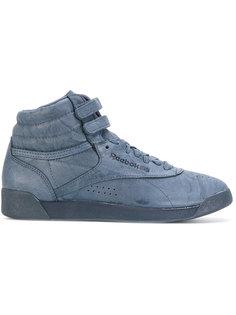 кроссовки на липучках Reebok