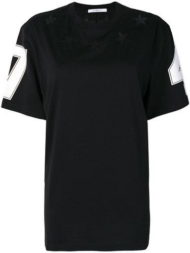 футболка с декором 'Stars' Givenchy