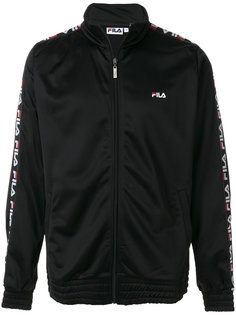 куртка на молнии  с логотипом Fila