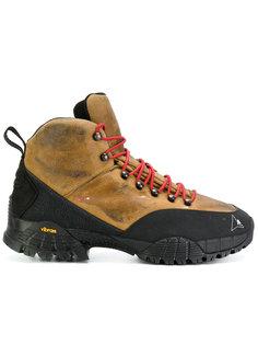 кроссовки со шнуровкой Alyx