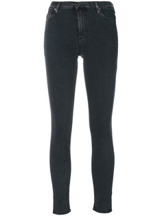 укороченные джинсы скинни Slim Illusion Luxe 7 For All Mankind