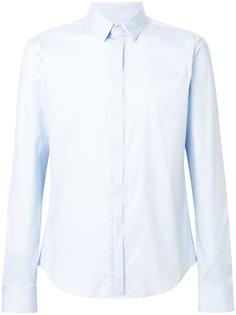 рубашка с потайной застежкой Wooyoungmi