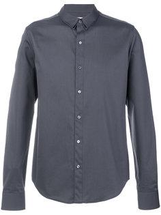 рубашка с двойным воротником Wooyoungmi