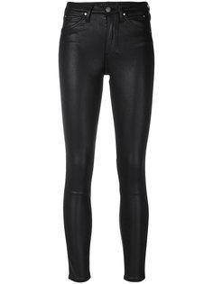 брюки скинни с покрытием  Calvin Klein Jeans