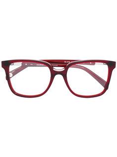 очки в квадратной оправе Balmain