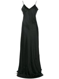 платье макси  Nili Lotan