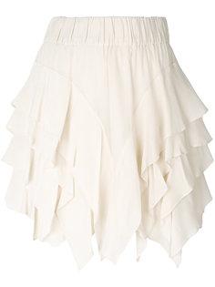 мини-юбка с рюшами Isabel Marant Étoile