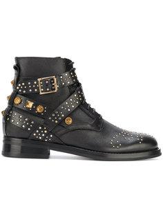 ботинки с заклепками Fausto Puglisi