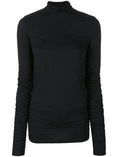 приталенный свитер-водолазка  Dorothee Schumacher