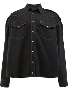джинсовая рубашка Y / Project