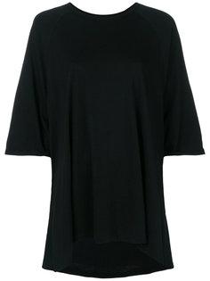 футболка свободного кроя Yohji Yamamoto