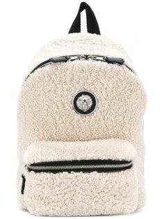 рюкзак из овчины Versus