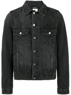 классическая джинсовая куртка с эффектом потертости Ksubi