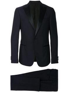 строгий приталенный костюм Z Zegna