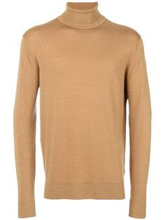 свитер с высокой горловиной Sunspel