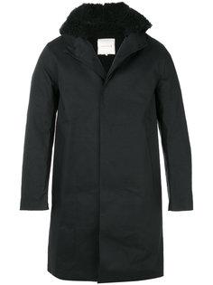 водонепроницаемое пальто Mackintosh
