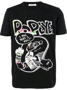 футболка с принтом Popeye Iceberg