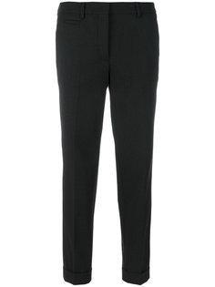 узкие укороченные брюки Brag-Wette