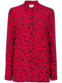 юбка с абстрактным принтом  Zoe Karssen