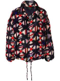 объемная куртка Tao Isabel Marant