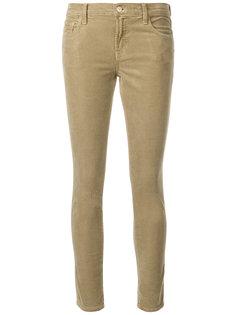 брюки скинни  J Brand