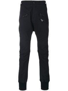 брюки с панельным дизайном Pierre Balmain