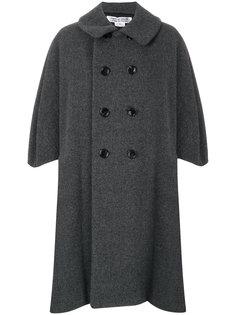 двубортное пальто Comme Des Garçons Comme Des Garçons